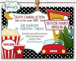movie night invitations template movie clipart movie party pencil and in color movie clipart
