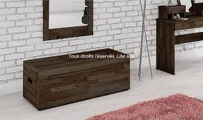 coffre de rangement chambre coffre de rangement pour lit en bois massif