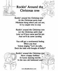 music lyrics free printable free printable christmas carol