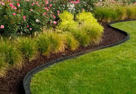 garden edging lowes landscape edging ideas cheap lowes paving