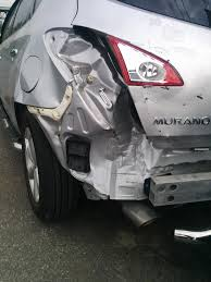 nissan murano good or bad bad luck rear ended nissan murano forum