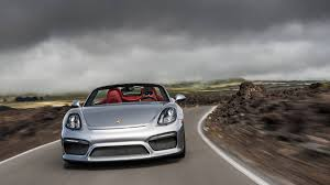 porsche sport 2016 2016 porsche boxster spyder review and test drive with horsepower