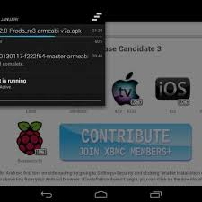 xbmc apk android xbmc for android install and set up the media center