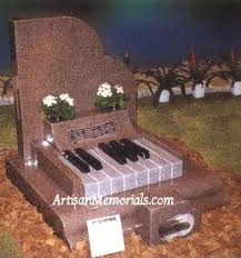 headstones grave markers piano grave markers piano headstone headstones