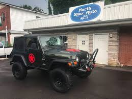 used jeep wrangler knoxville tn 1998 jeep wrangler suv 4wd in tennessee for sale 10 used cars