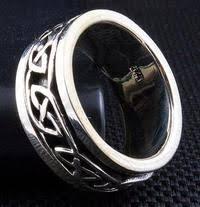 mens spinner rings celtic knot silver mens engagement spinner rings
