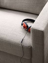 dwr sleeper sofa vesper sleeper sofa queen design within reach