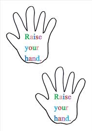 printable hands free download clip art free clip art on