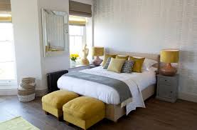 yellow bedroom decorating ideas yellow and gray bedding that will your bedroom pop