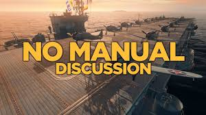 world of warships no manual discussion youtube