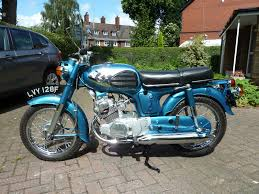 honda cd175 1967 restored classic motorcycles at bikes