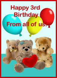 free birthday card free birthday cards with teddy bears birthday party ideas for kids