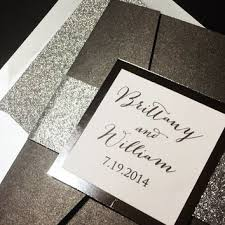 silver wedding invitations shop silver wedding invitations on wanelo