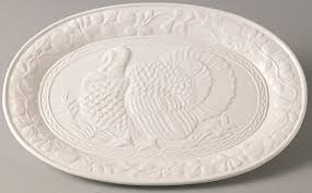 ceramic turkey platter vanilla classic turkey platter reviews wayfair