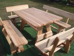 Good Wood For Outdoor Furniture by Hardwood Garden Furniture Ash Wood Patio Furniture As Good As