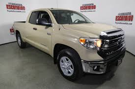 new 2017 toyota tundra sr5 2wd double cab pickup in escondido