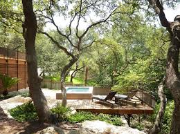 Cantilevered Deck by El Greco Residence U2014 A Parallel Architecture Austin Texas