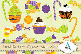 halloween candy clipart clipartion com