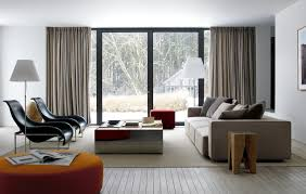 Stylish Living Room by How To Pick Your Living Room Sofas Midcityeast