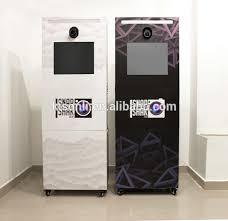 photo booth machine popluar photobooth machine lcd advertising photo booth kiosk shell