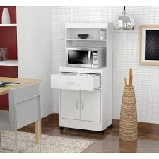 kitchen pantry storage cabinet microwave oven stand with storage inval microwave cart with storage overstock 9988458