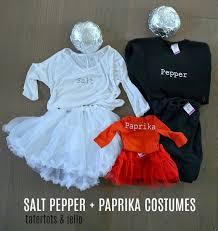 Pepper Halloween Costume Couples Dog Halloween Costume Idea Salt Pepper Paprika