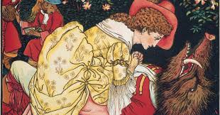 the twisted tales and the beast is based on