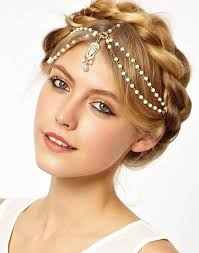hair beading beautiful metal beading bridal hair accessories crown