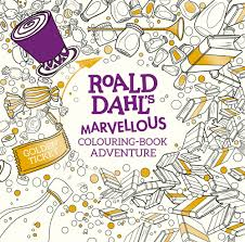 roald dahl u0027s marvellous colouring book adventure