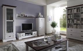Wohnzimmerschrank Pinie Weiss Möbel Landhausstil Günstig Ansprechend Auf Wohnzimmer Ideen