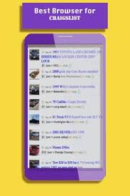 craigslist apk browser for craigslist for android apk