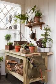 Potting Bench Ikea 99 Best Potting Benches U0026 Tables Images On Pinterest Potting