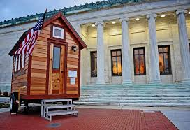 Tumbleweed Tiny Houses For Sale by Exterior Design Interesting Tumbleweed Tiny House With Beige Wood