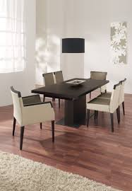 Modern Rectangle Dining Table Vita Rectangular Dining Table Multiple Colors By Domitalia