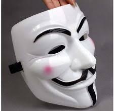anonymous mask anonymous mask ebay