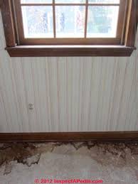 building wall or window leak diagnosis how to find the cause of