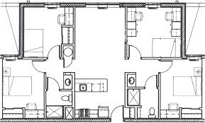 floor plans with cost to build bedroom four bedroom flat plan in nigeria 4 storey house plans 2