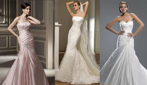 wedding dresses 2010 top six wedding dress trends for 2009 2010 wedding gown town