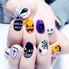 online get cheap halloween fake nails aliexpress com alibaba group