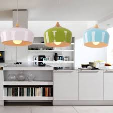 kitchen retro pendant lighting over island lighting glass