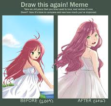 Draw This Again Meme Template - draw this again meme by wishcapsule on deviantart