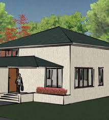 contemporary flat roof house kerala home design and home roof