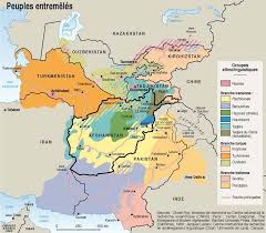map asie 54 best ethno lang asia images on languages maps and