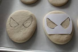 simple spider man cookies u2013 sweet adventures sugar belle