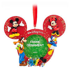your wdw store disney frame ornament 2012 mickey and