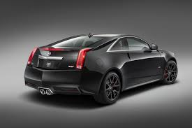 cadillac cts v 0 to 60 2015 cadillac cts v coupe special edition limited to only 500