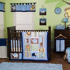 Blue Boy Crib Bedding Baby Bedding Collections Baby Depot