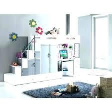 lit mezzanine avec bureau et rangement bureau enfant avec rangement rangement bureau enfant lit mezzanine