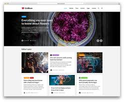 top 20 new wordpress themes may 2017 colorlib gridlove creative masonry style grid theme