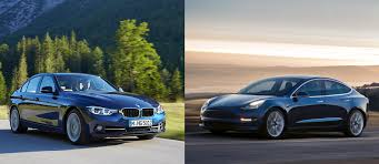 tesla model 3 will wipe out bmw 3 series sales says investor
